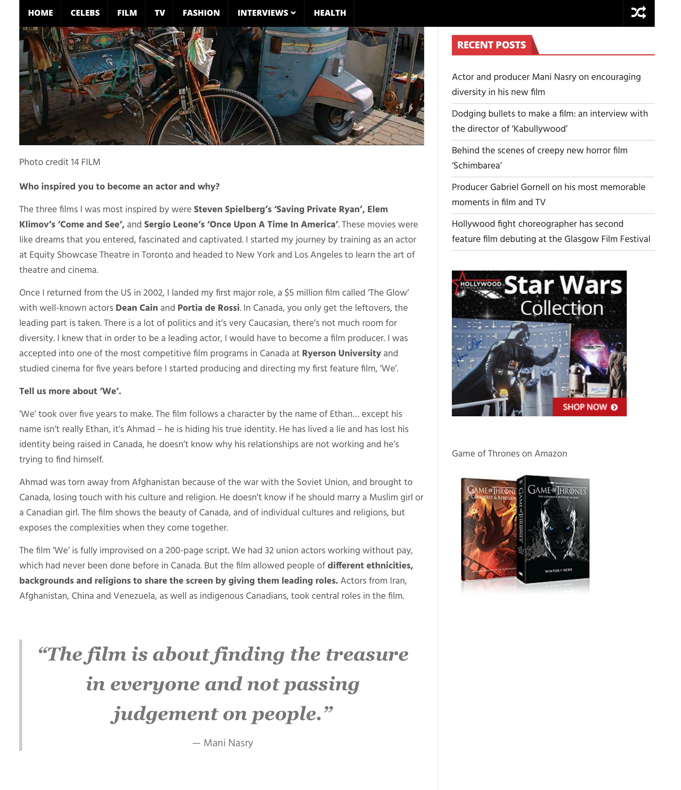 Hollywood Stage Magazine 2